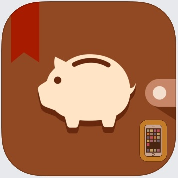 Money Manager Pro (PC Editing) by RealByte (iPhone)