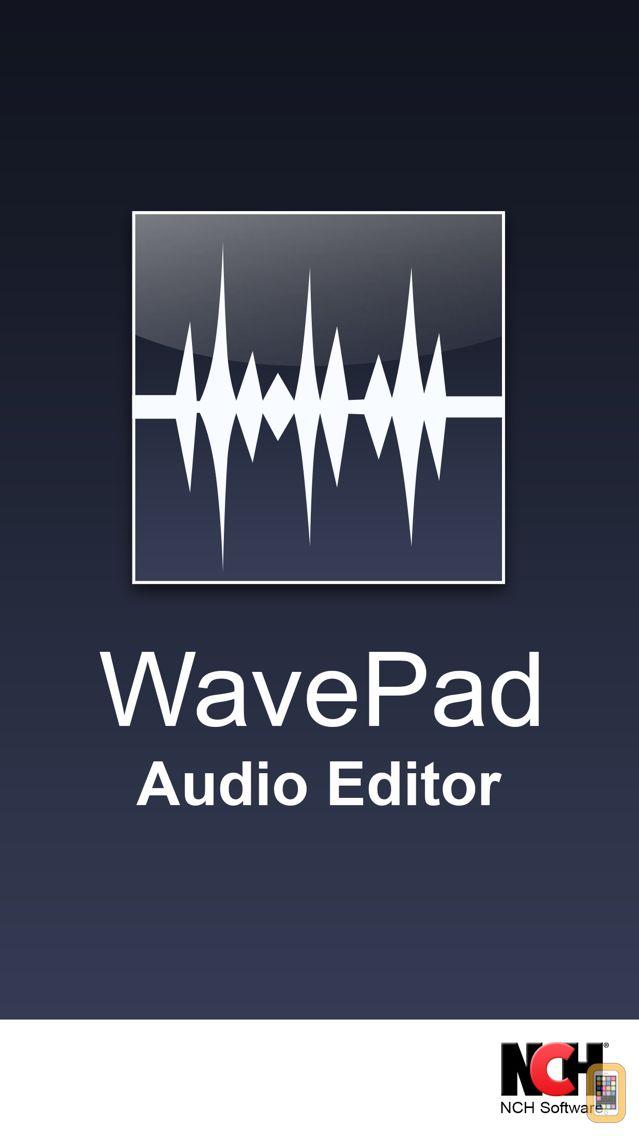 Screenshot - WavePad Music and Audio Editor