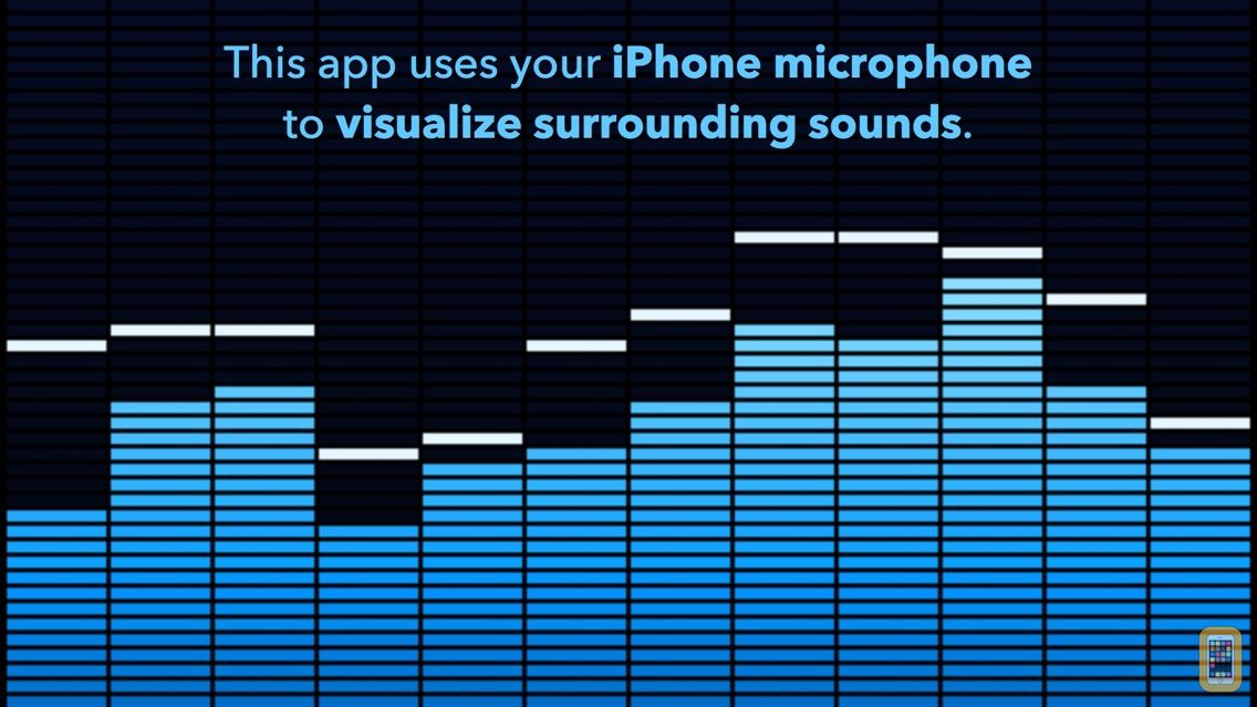 Screenshot - LED Audio Spectrum Visualizer