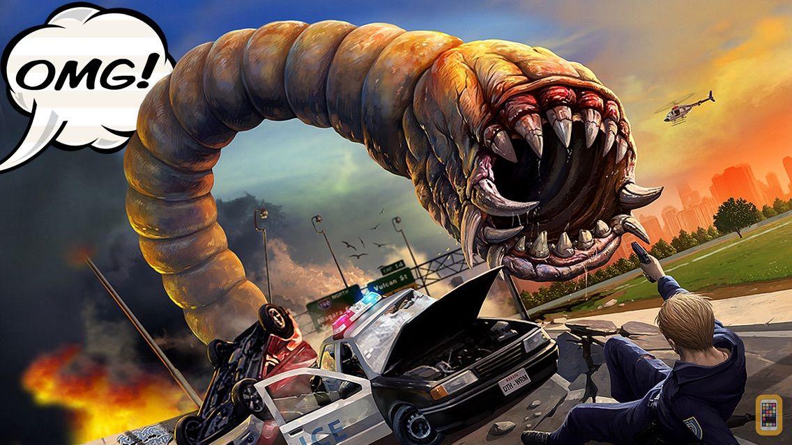 Screenshot - Death Worm