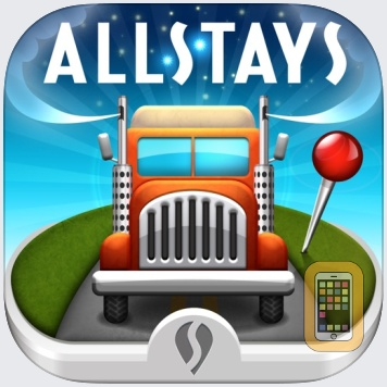 Truck Stops & Travel Plazas by Allstays LLC (Universal)