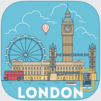 London Travel Guide . by Gonzalo Martin (Universal)