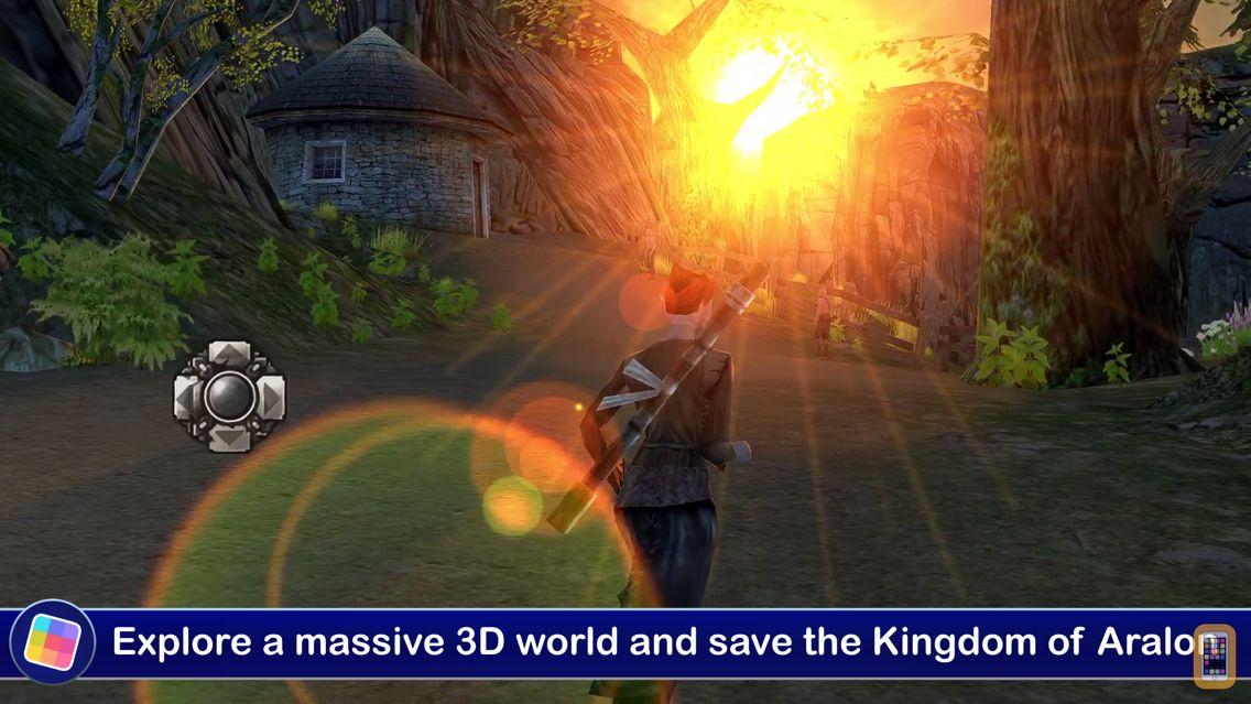 Screenshot - Aralon: Sword and Shadow