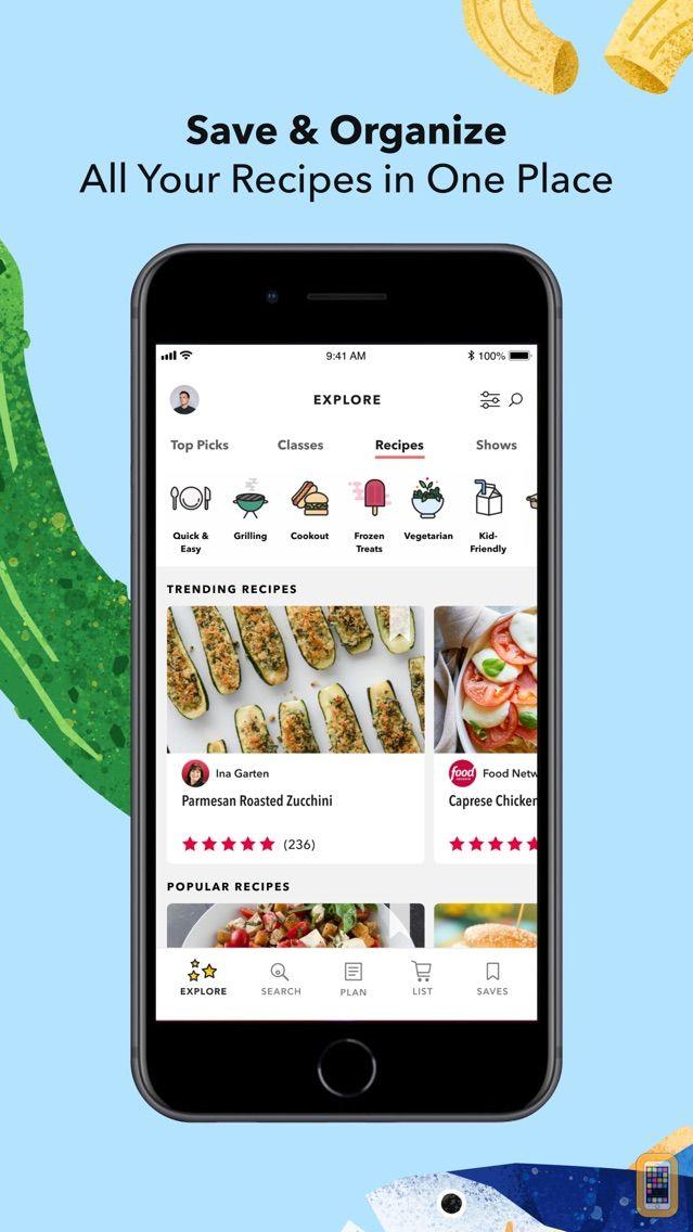 Screenshot - Food Network In the Kitchen
