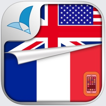 Learn FRENCH Fast and Easy - Learn to Speak French Language Audio Phrasebook and Dictionary App for Beginners by RosApp Ltd (Universal)