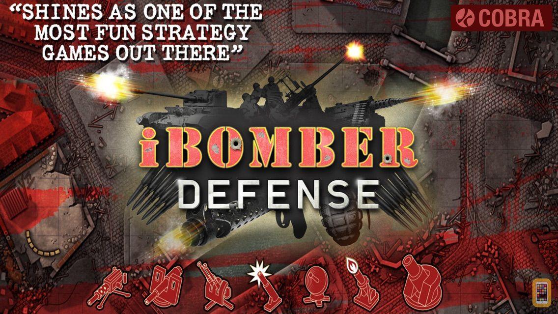 Screenshot - iBomber Defense