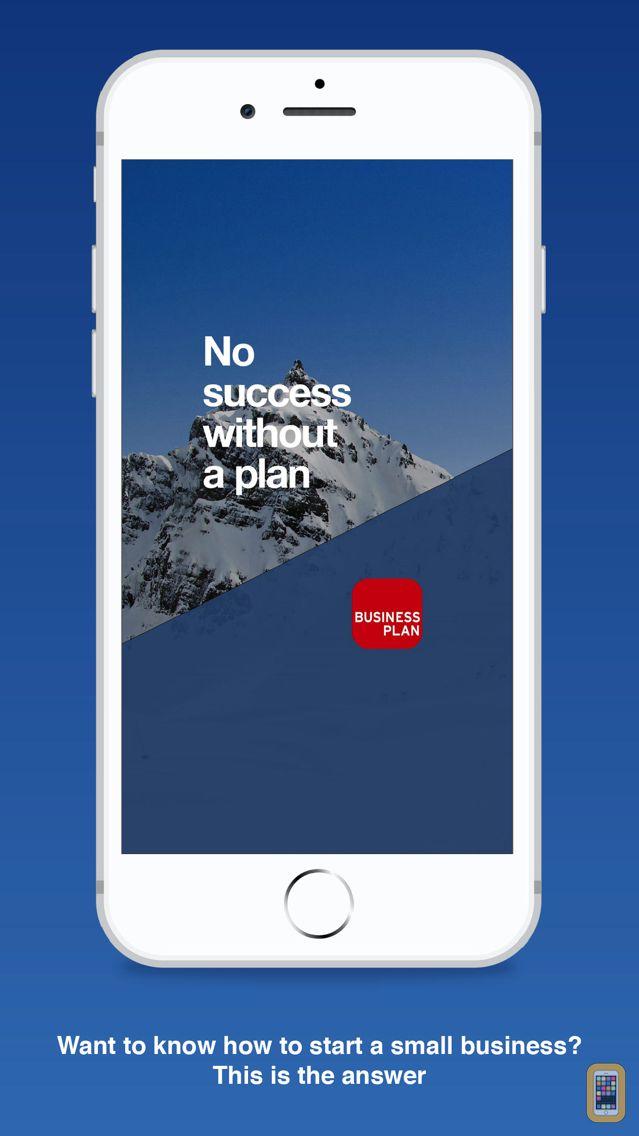 Screenshot - Business Plan for Startups