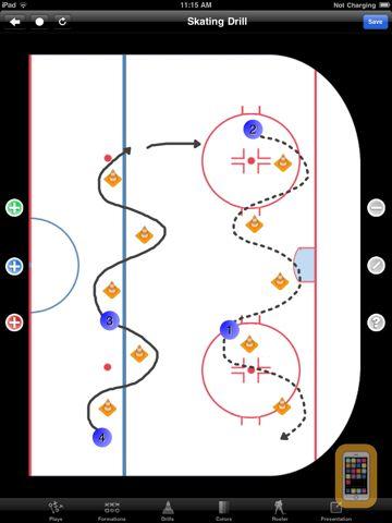 Screenshot - Hockey Coach Pro