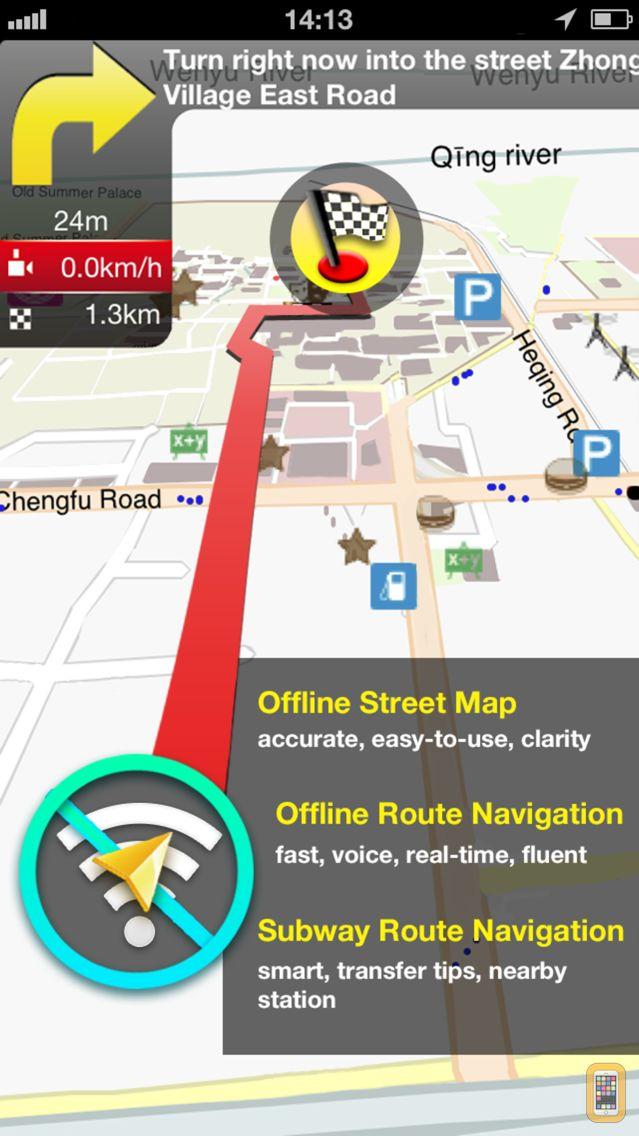 Screenshot - Vancouver Map