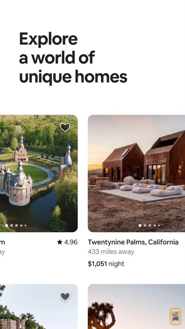 Screenshot - Airbnb