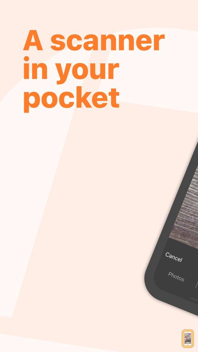 Screenshot - Genius Scan+ - PDF Scanner