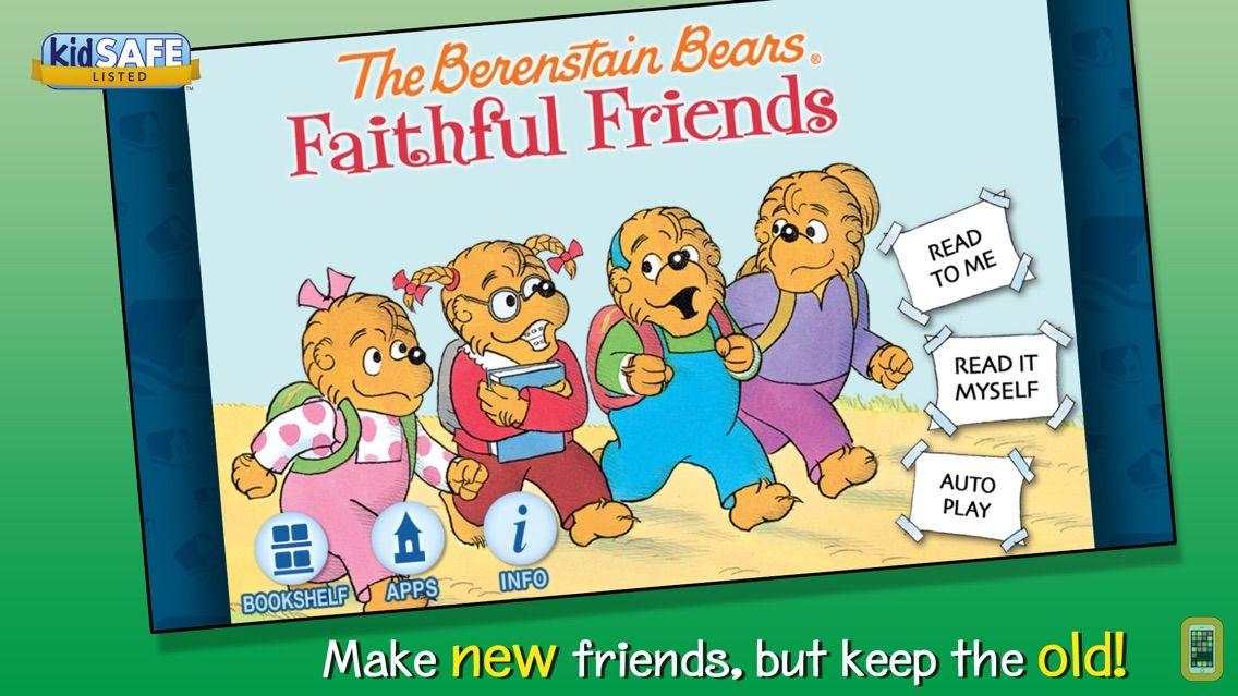 Screenshot - The Berenstain Bears Faithful Friends