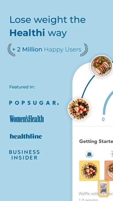 Screenshot - iTrackBites: Weight Loss Diet