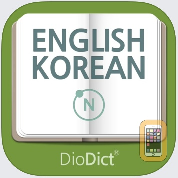 DioDict4 English–Korean Dict by SELVAS AI Inc. (Universal)