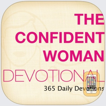 The Confident Woman Devotional by Hachette Book Group, Inc. (iPhone)