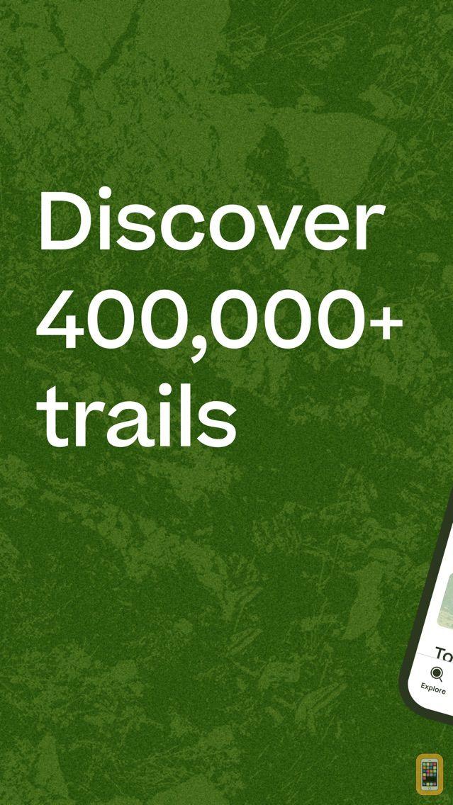 Screenshot - AllTrails: Hike, Run & Cycle
