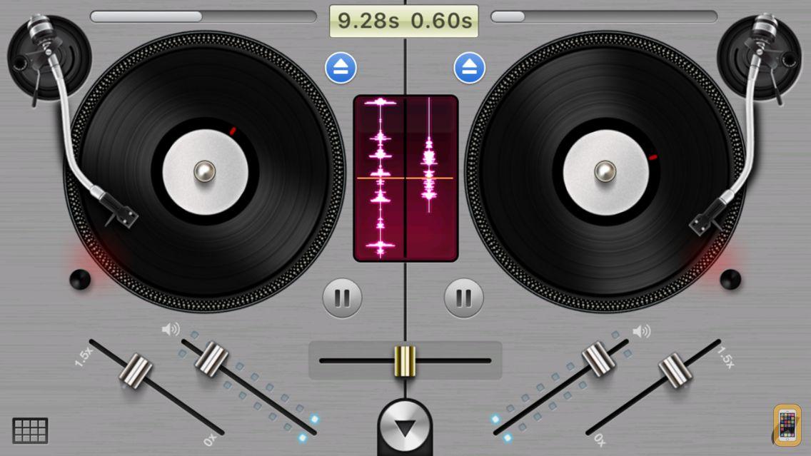 Screenshot - Tap DJ - Mix & Scratch Music