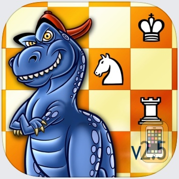 Dinosaur Chess: Learn to Play! by Universis Technology (Universal)