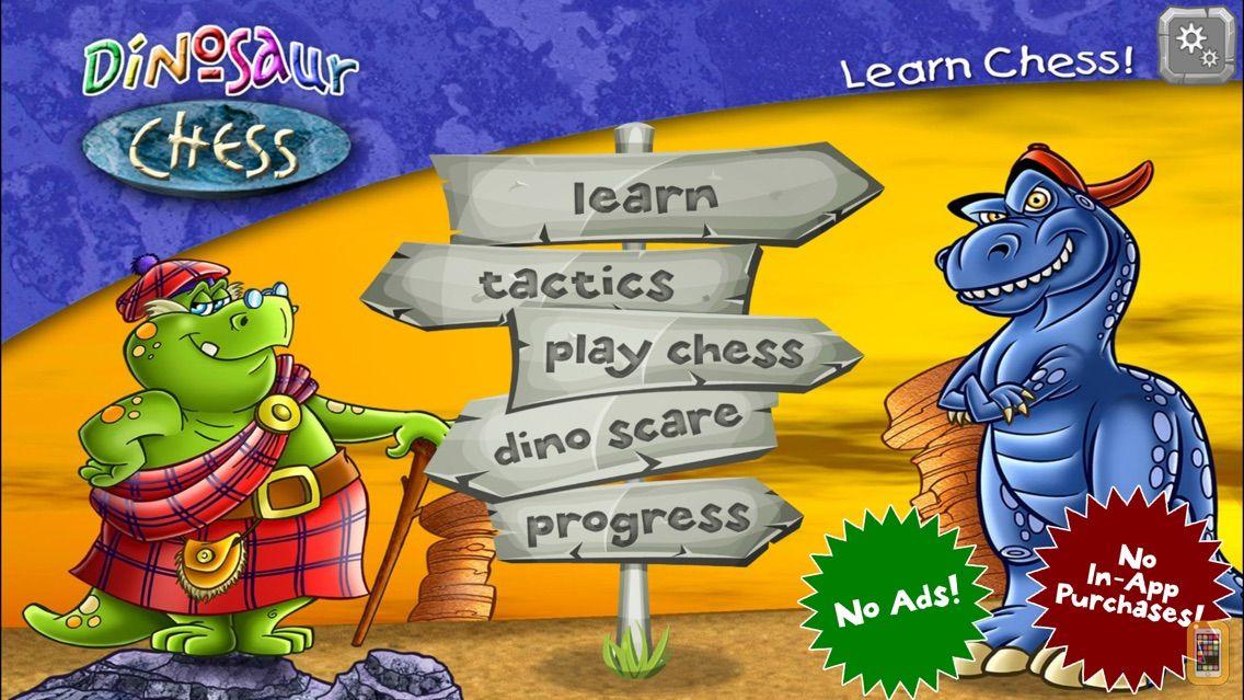 Screenshot - Dinosaur Chess: Learn to Play!