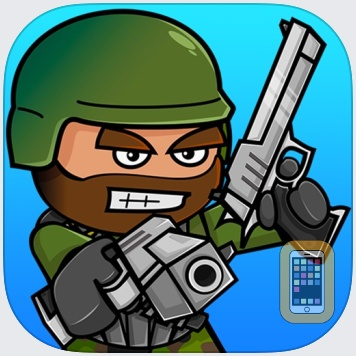 Doodle Army 2 : Mini Militia by Chad Towns (Universal)