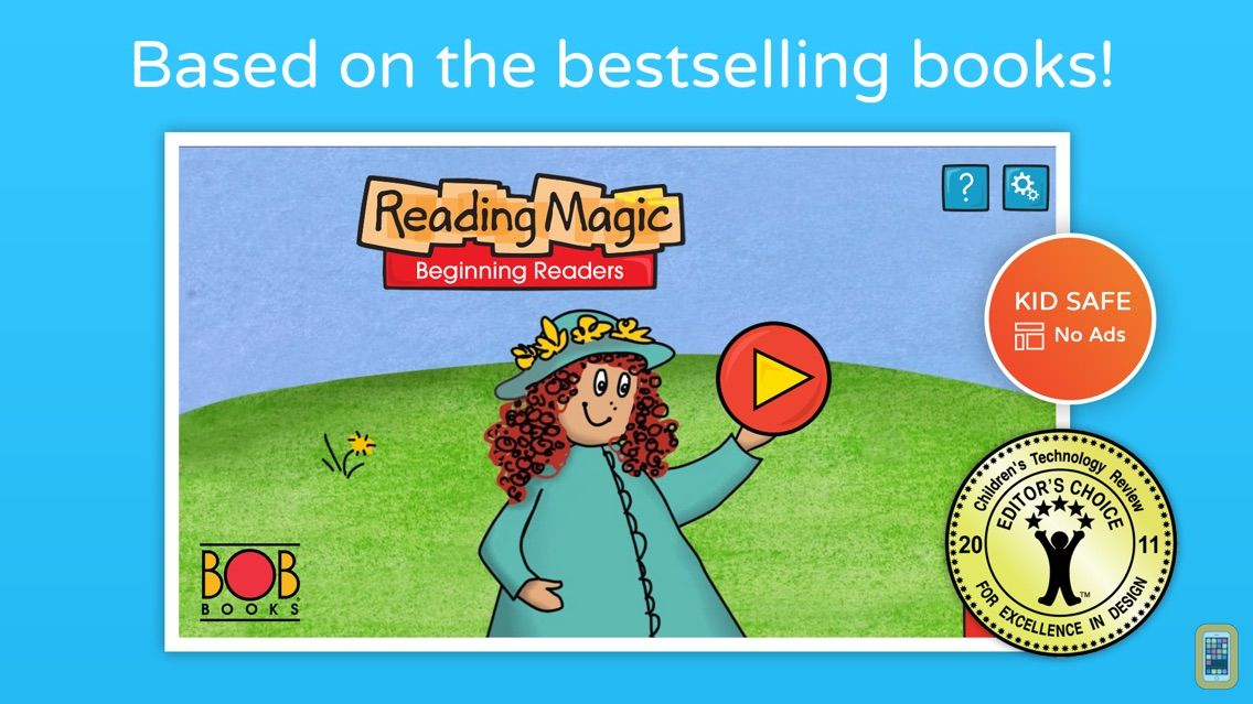 Screenshot - Bob Books Reading Magic #1