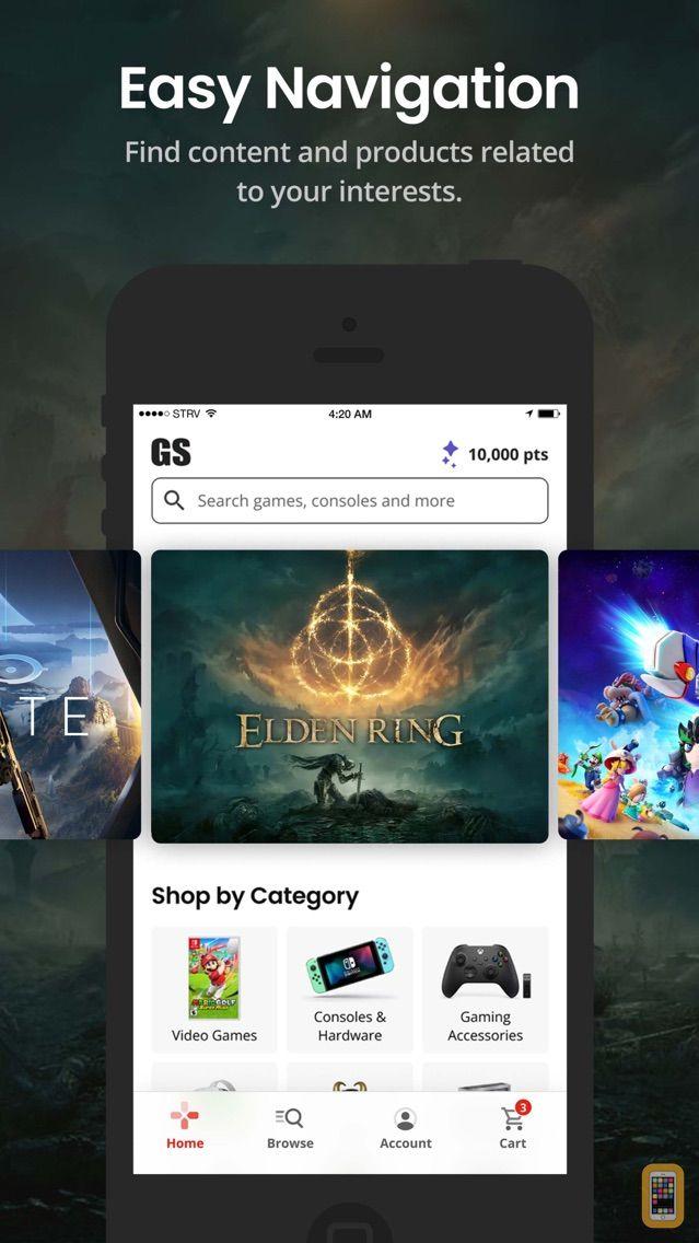 Screenshot - GameStop