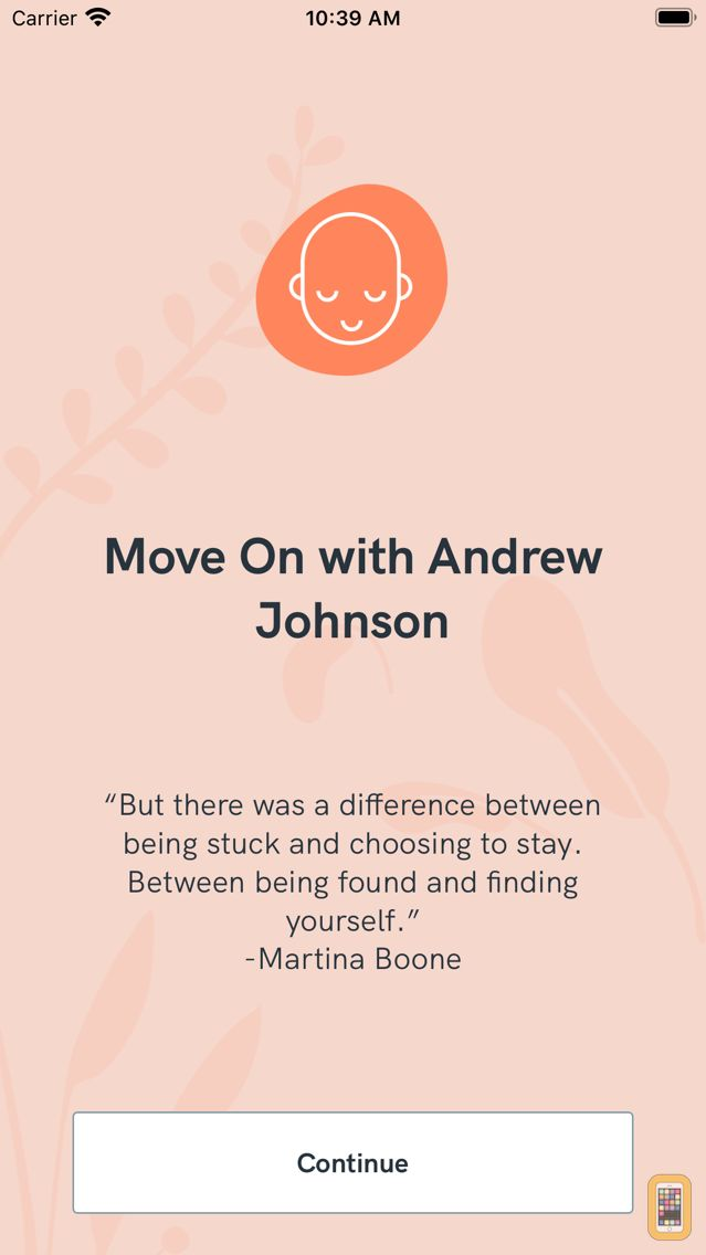 Screenshot - Move On with Andrew Johnson