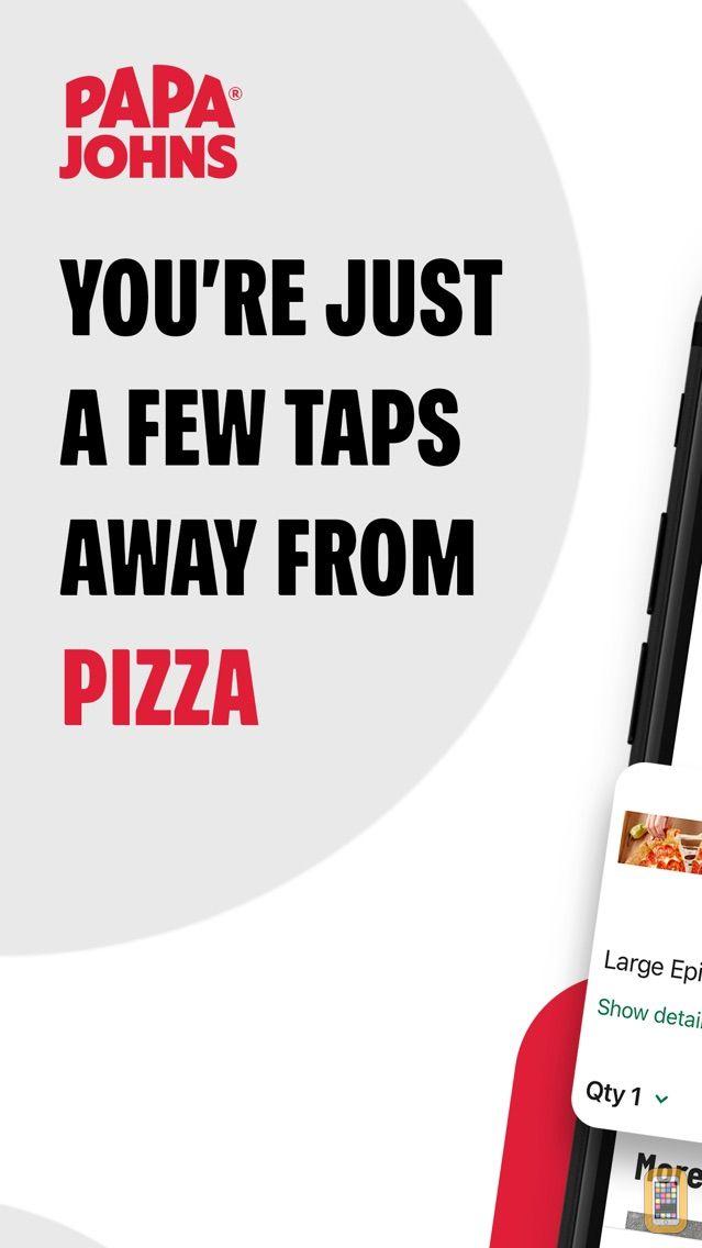 Screenshot - Papa John's Pizza
