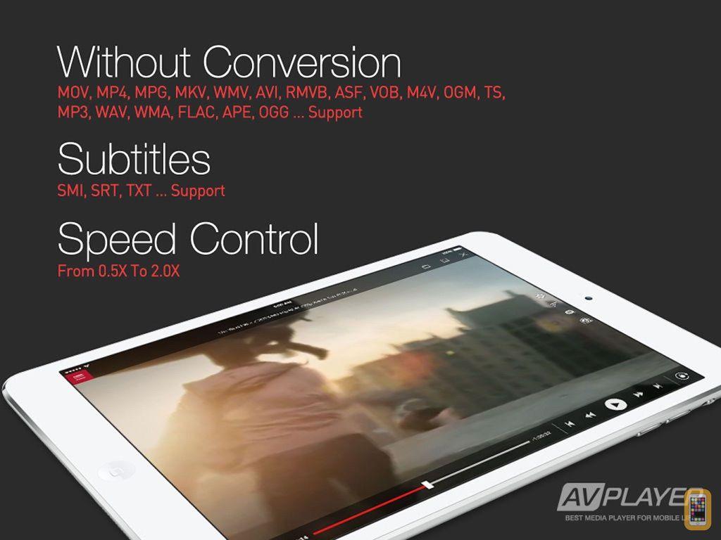 Screenshot - AVPlayerHD