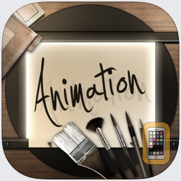 Animation Desk Classic by Kdan Mobile Software LTD (iPad)