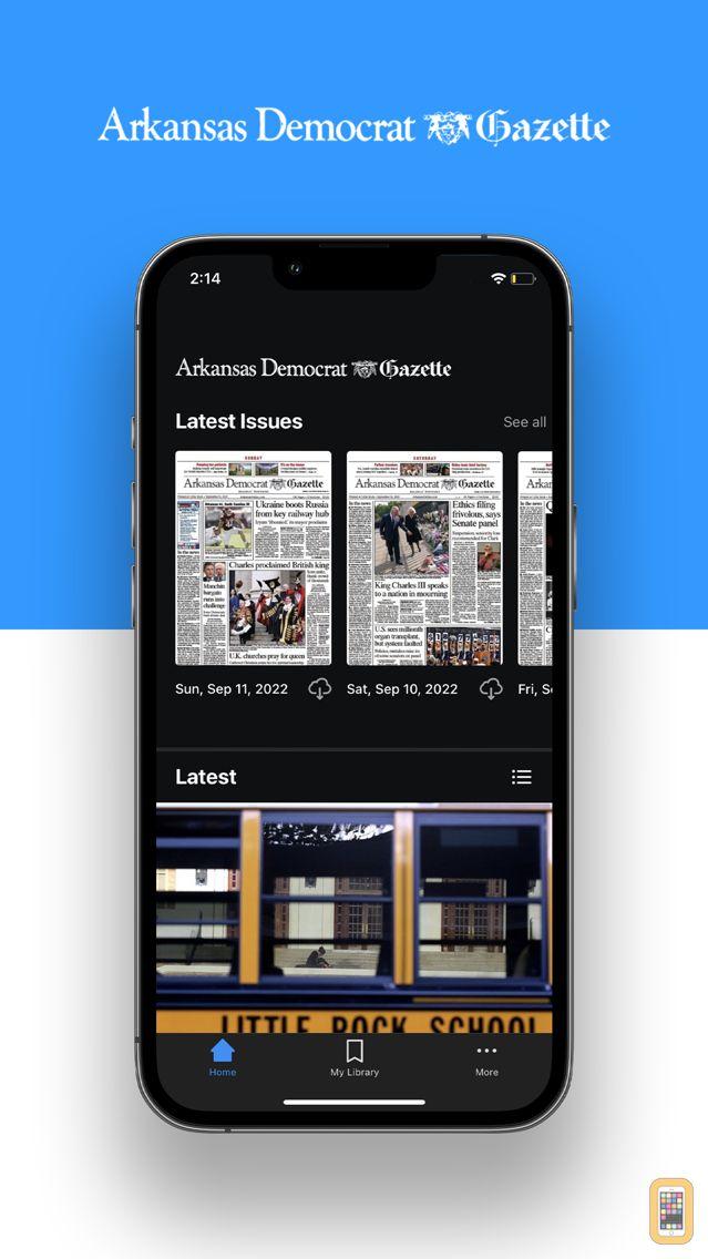 Screenshot - Arkansas Democrat-Gazette