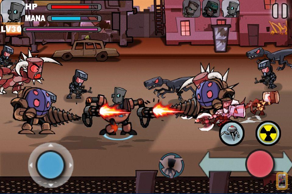 Screenshot - Super Crazy Wars