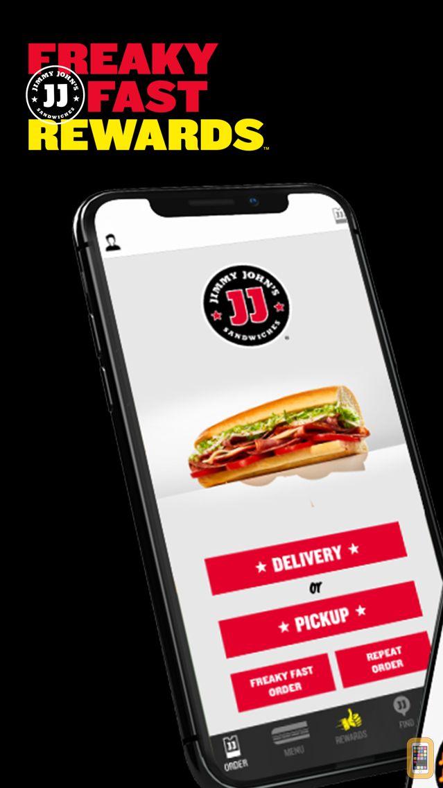Screenshot - Jimmy John's Sandwiches