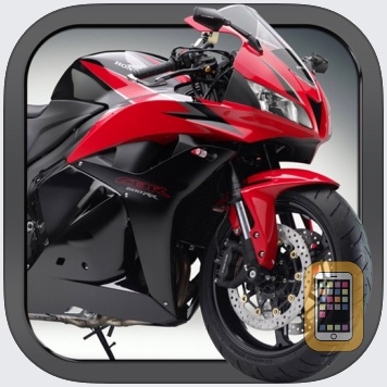 Bike Pictures – Motorcycle Wallpapers & Background by Pocket Books (Universal)