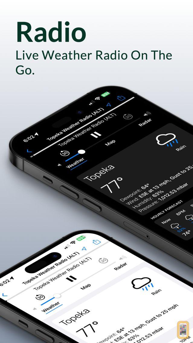 Screenshot - NOAA Weather Radio