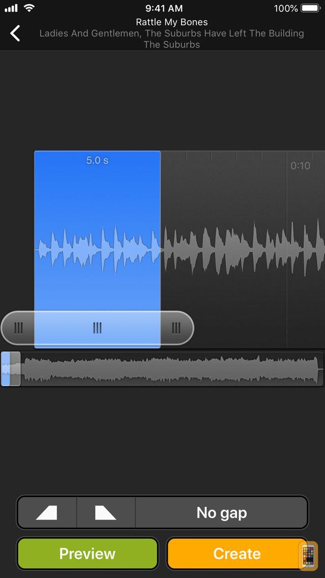 Screenshot - Ringer - Ringtone Maker