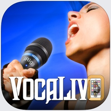 VocaLive by IK Multimedia (iPhone)