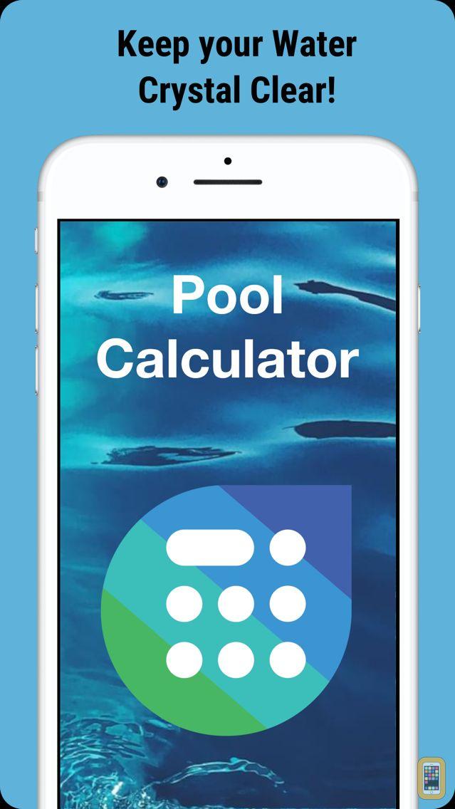 Screenshot - Pool-Calculator
