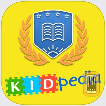 KIDpedia Interactive Alphabet (English, Spanish & French) by Circle Visual Design (Universal)