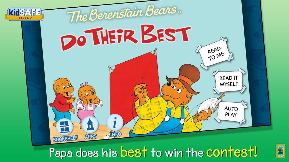 Screenshot - Berenstain Bears Do Their Best