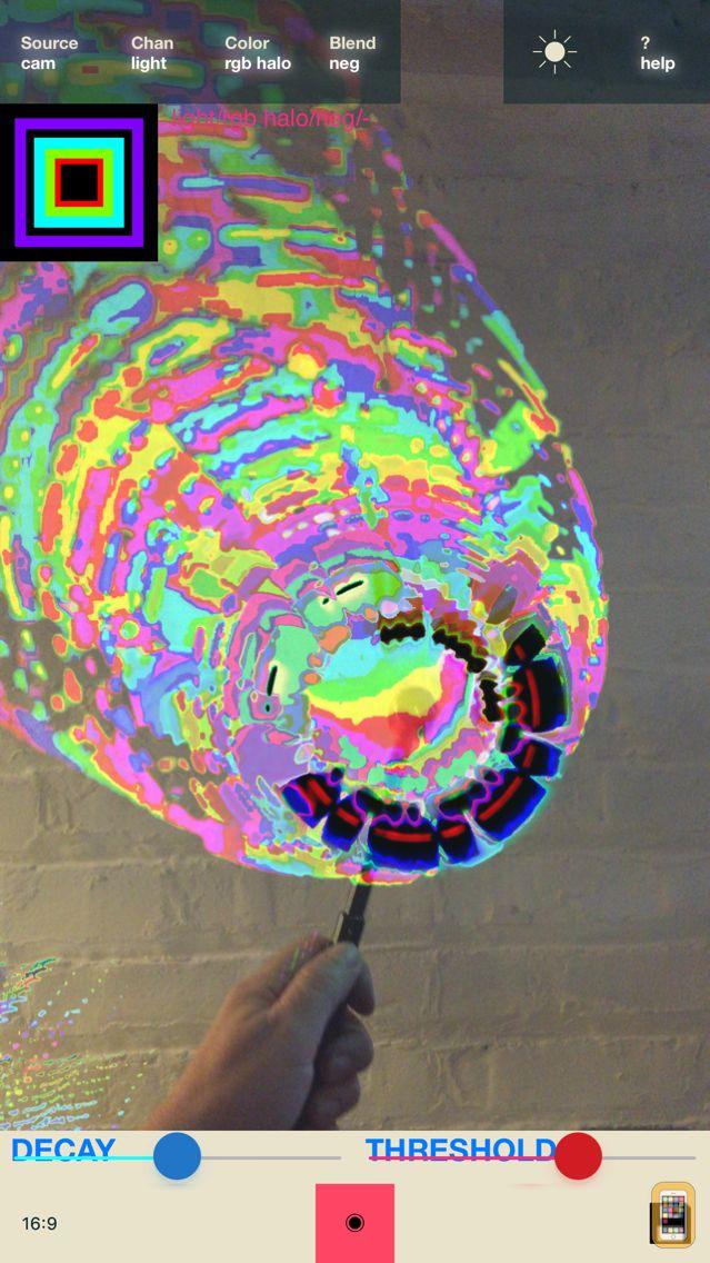 Screenshot - Luminancer