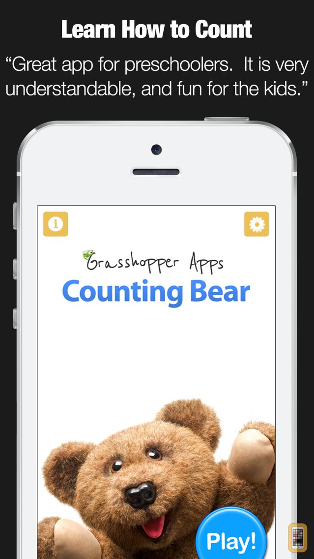 Screenshot - Counting Bear - Easily Learn How to Count