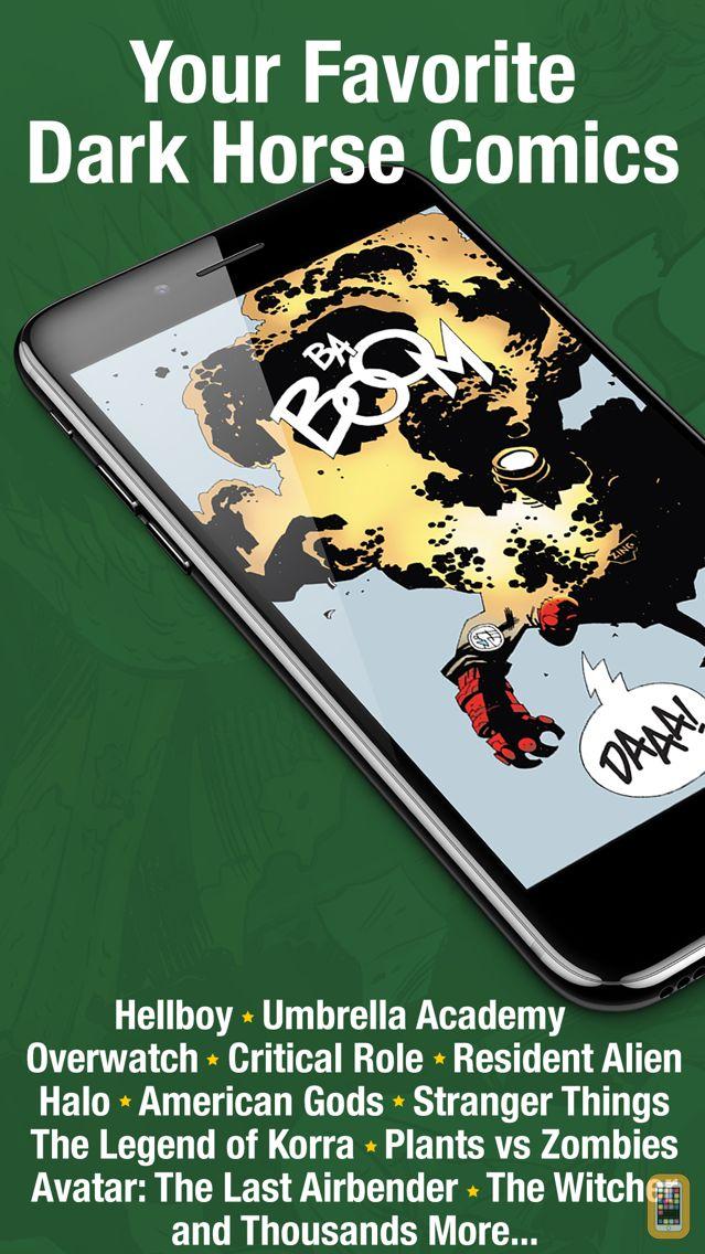 Screenshot - Dark Horse Comics