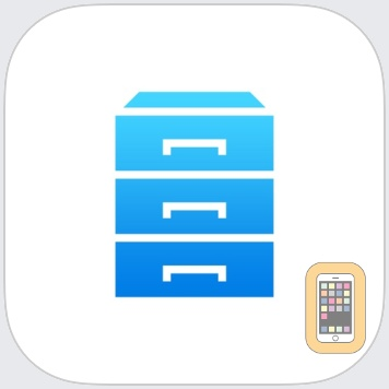 iExplorer Mobile (formerly Awesome Files) by Macroplant LLC (Universal)
