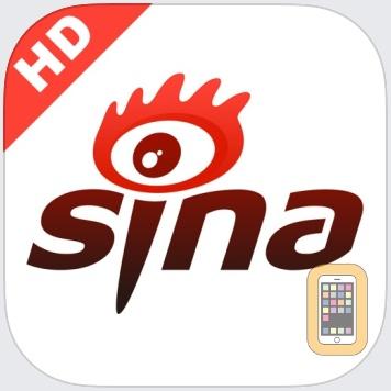 新浪新闻 HD by SINA Corporation (Nasdaq: SINA) (iPad)