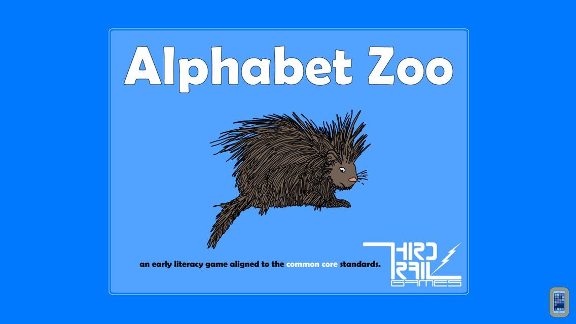Screenshot - Alphabet Zoo