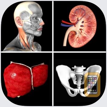 Anatomy Quiz Pro by Real Bodywork (Universal)