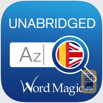 English Spanish Dictionary Unabridged by Word Magic Software (Universal)