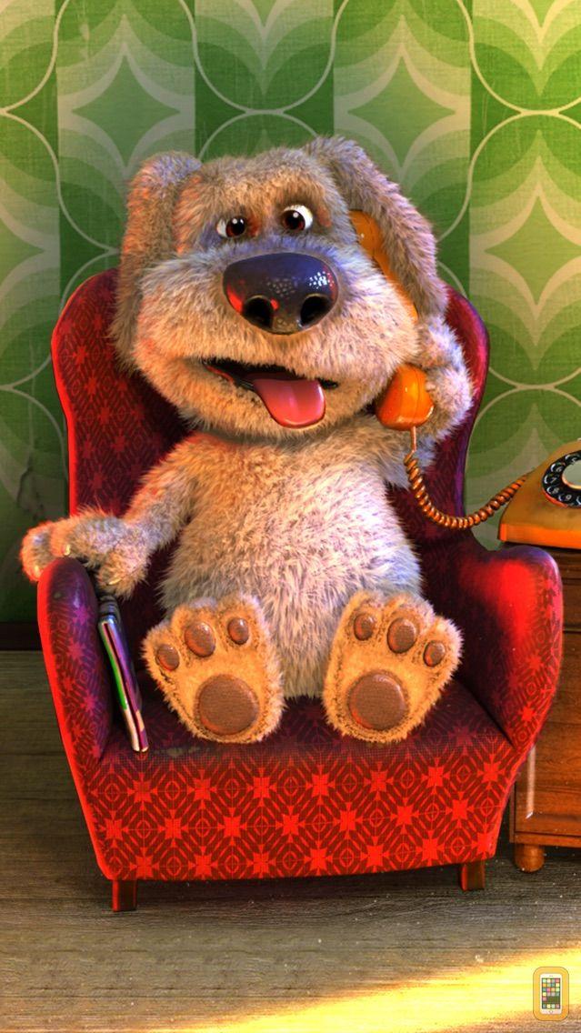 Screenshot - Talking Ben the Dog
