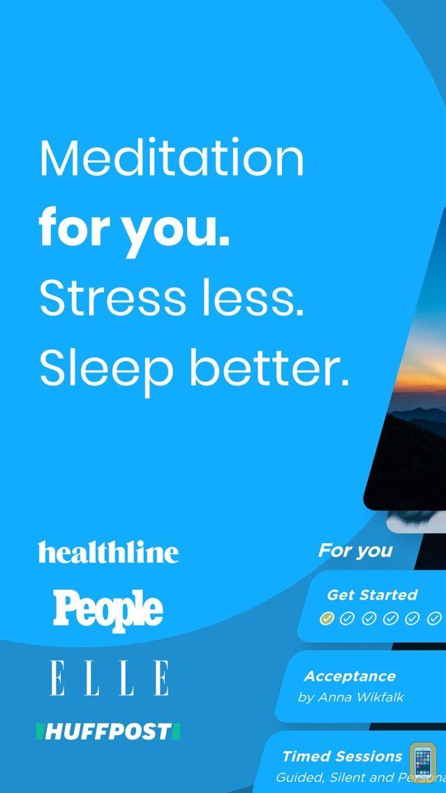 Screenshot - The Mindfulness App